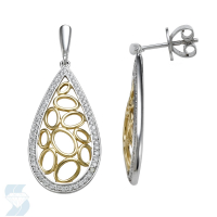 05914 0.32 Ctw Fashion Earring