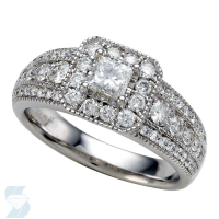 05915 1.28 Ctw Bridal Engagement Ring