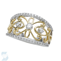 05918 0.42 Ctw Fashion Fashion Ring