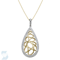 5919 0.26 Ctw Fashion Pendant