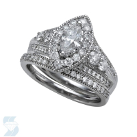 05922 1.36 Ctw Bridal Engagement Ring