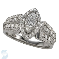 05923 1.06 Ctw Bridal Engagement Ring