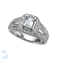 05924 0.89 Ctw Bridal Engagement Ring