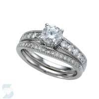 05925 1.18 Ctw Bridal Engagement Ring