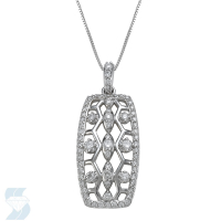 5927 0.63 Ctw Fashion Pendant