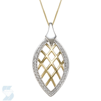 5929 0.23 Ctw Fashion Pendant