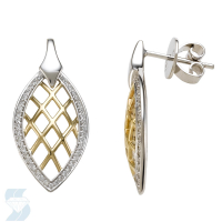 05934 0.23 Ctw Fashion Earring