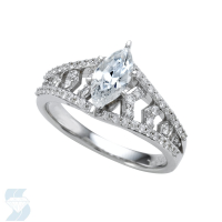 5938 1.12 Ctw Bridal Engagement Ring