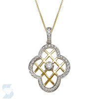 5939 0.39 Ctw Fashion Pendant