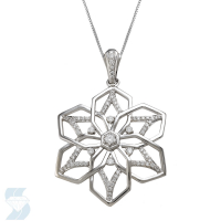 5940 0.51 Ctw Fashion Pendant