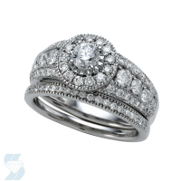05942 1.28 Ctw Bridal Engagement Ring