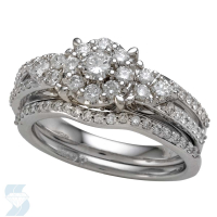 5944 0.96 Ctw Bridal Engagement Ring
