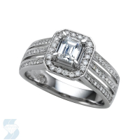 05947 0.76 Ctw Bridal Engagement Ring