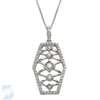 05950 0.61 Ctw Fashion Pendant