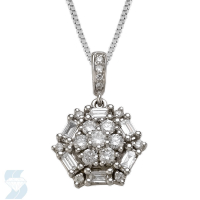 05953 0.49 Ctw Fashion Pendant