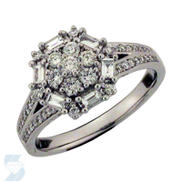 05955 0.62 Ctw Fashion Fashion Ring