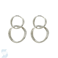 05957 0.11 Ctw Fashion Earring