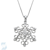 5959 0.14 Ctw Fashion Pendant