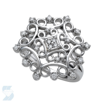 05961 0.19 Ctw Fashion Fashion Ring