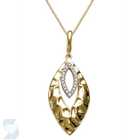 5962 0.06 Ctw Fashion Pendant
