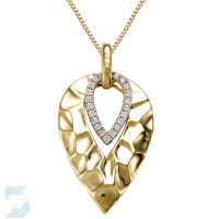 5963 0.06 Ctw Fashion Pendant