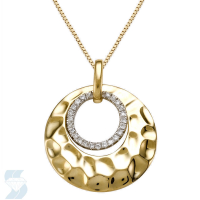 5964 0.08 Ctw Fashion Pendant
