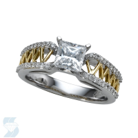 05968 0.99 Ctw Bridal Engagement Ring