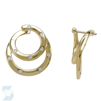 5970 0.19 Ctw Fashion Earring