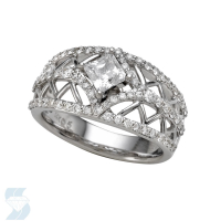 05972 1.16 Ctw Fashion Fashion Ring
