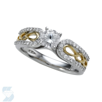 05976 0.73 Ctw Bridal Engagement Ring