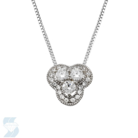 5977 0.46 Ctw Fashion Pendant
