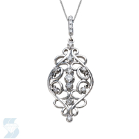 5985 0.31 Ctw Fashion Pendant