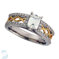 05990 1.05 Ctw Bridal Engagement Ring