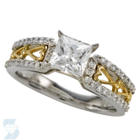 05991 1.00 Ctw Bridal Engagement Ring