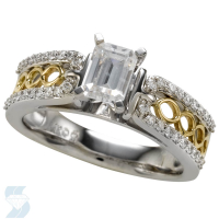 05993 0.98 Ctw Bridal Engagement Ring