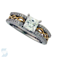 05994 1.00 Ctw Bridal Engagement Ring