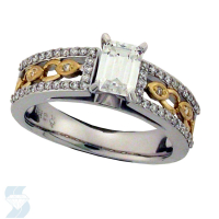 05995 1.02 Ctw Bridal Engagement Ring