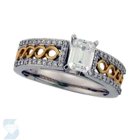 05996 0.99 Ctw Bridal Engagement Ring