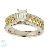 05997 0.99 Ctw Bridal Engagement Ring