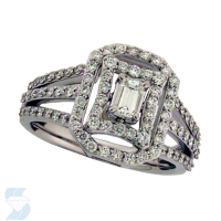 06006 0.96 Ctw Bridal Engagement Ring