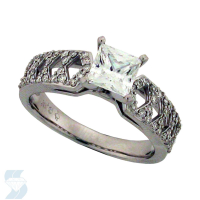 06009 1.03 Ctw Bridal Engagement Ring