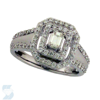 06012 0.80 Ctw Bridal Engagement Ring