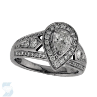 06015 1.00 Ctw Bridal Engagement Ring