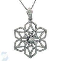 6017 0.95 Ctw Fashion Pendant