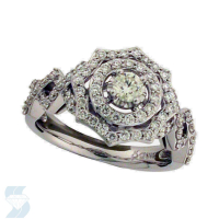 06020 0.98 Ctw Bridal Engagement Ring