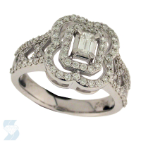 06021 0.97 Ctw Bridal Engagement Ring