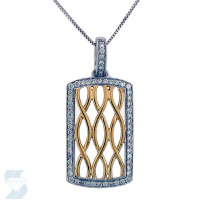 06025 0.22 Ctw Fashion Pendant