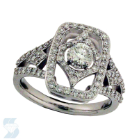 06029 0.97 Ctw Bridal Engagement Ring
