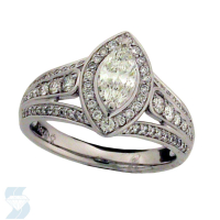 06031 0.94 Ctw Bridal Engagement Ring