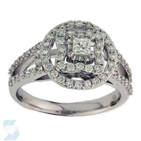 06032 0.94 Ctw Bridal Engagement Ring
